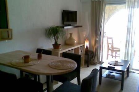 studio bordo mare corsica algajola - Algajola - 公寓