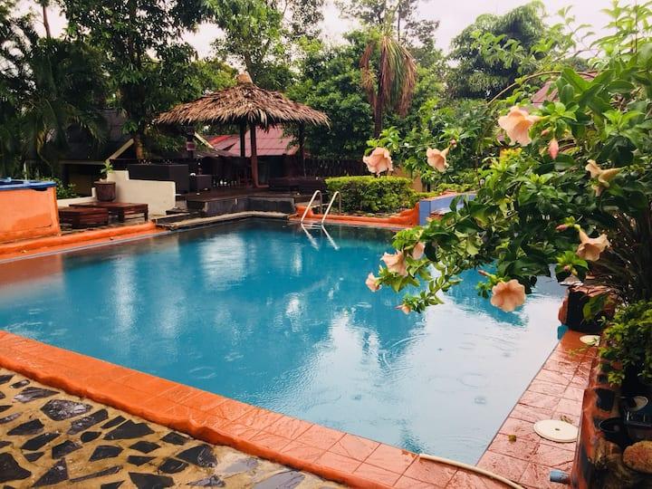 Faye Orchid Garden Resort-Deluxe Villa