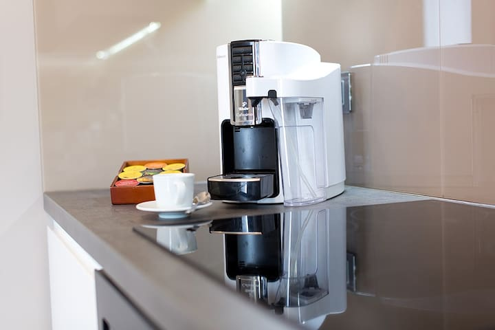 kuchnia ekspres do kawy