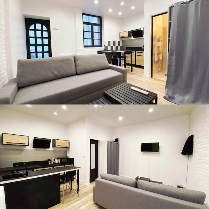 studio hyper centre