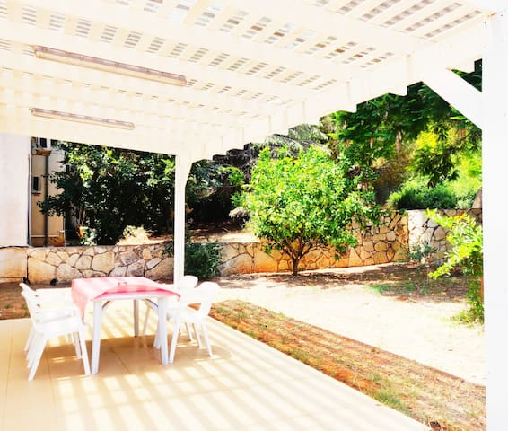 Family Vacation Home Close to Achziv Beach