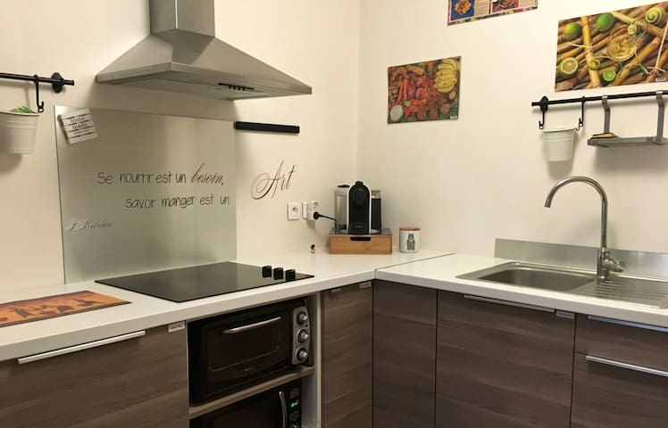 T2 spacieux et agréable à Bordeaux - Burdeos - Apartamento