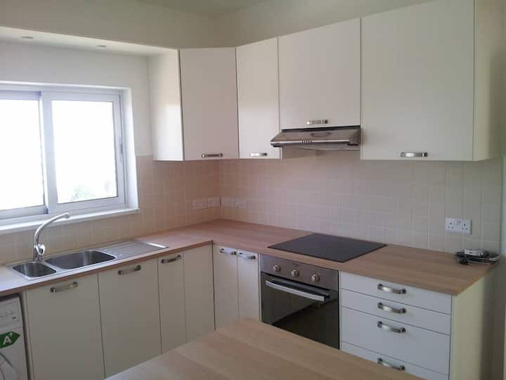 Spacious flat in the city centre