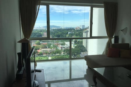 Nice big apartment KL Sentral, ideally located - Kuala Lumpur - Appartement