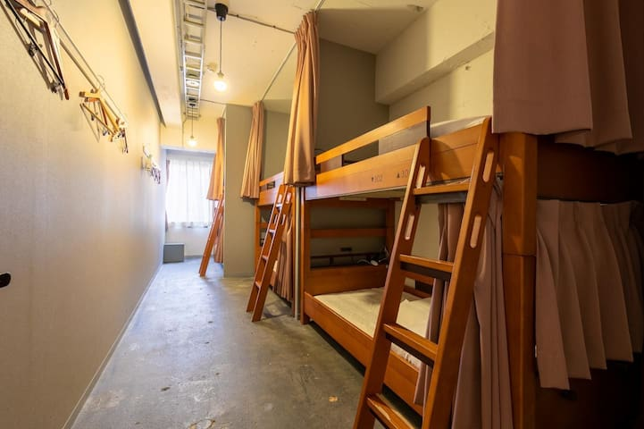 [Female Dormitory] 9mins from JRShinjuku Sta. Central East Gate on foot!