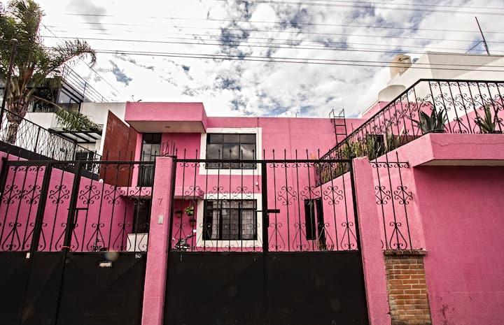 Habitación 1 Privada en el Corazón de Cholula