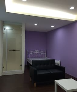 The trains house Inn - Violet - Changhua City - Hus