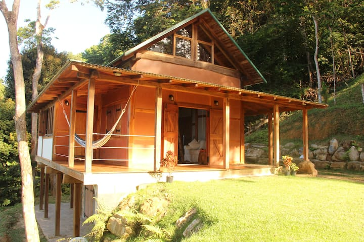 La Casita, luxury cabin in the rainforest
