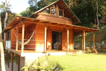 La Casita, luxury cabin in the rainforest