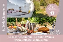 Coffret cadeau/consulter le site internet :  : Plateau de fruits de mer/champagne + Nuit + petit déjeuner gourmand