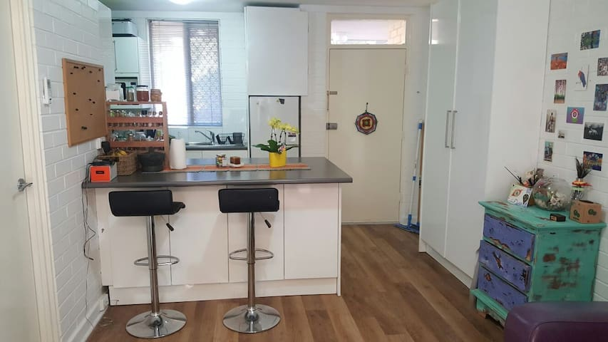Nice apartment in the heart of Fremantle