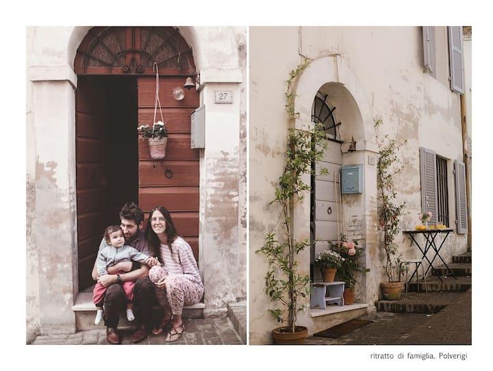 Una graziosa casa di paese Cinema Italia House