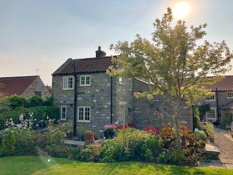 Peaceful Moorland Cottage Retreat