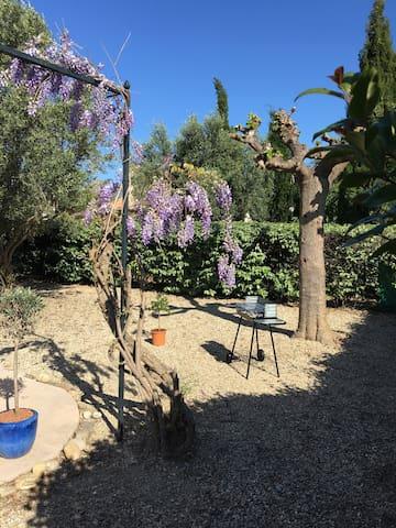 Maisonette avec piscine en Provence - Eyguières - Casa