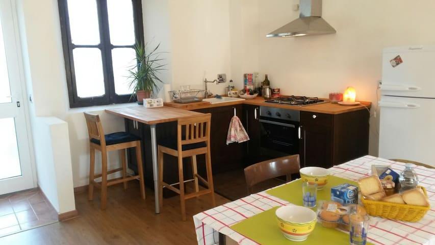 L'antico angolo - Montalto Dora - Apartamento