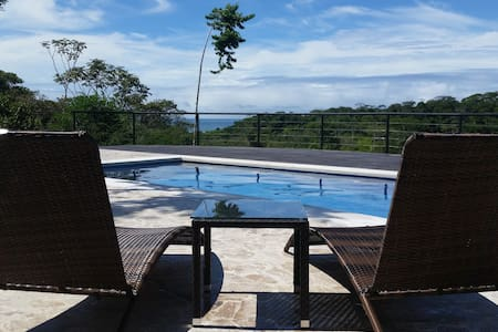 Casa Perezoso, Ojochal - PERFECT LOCATION