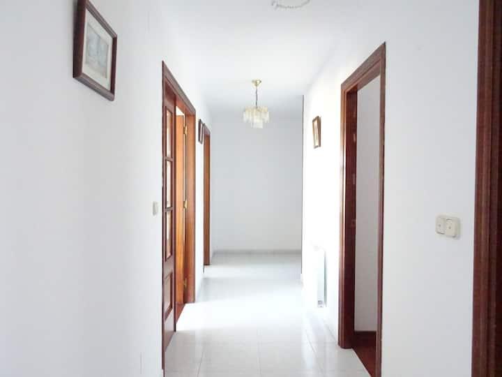 La Casa De Vicenta, un apartamento con vistas