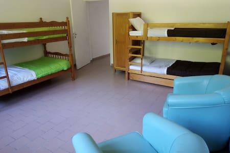 Deux chambres à 5mn de la Loire