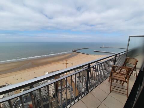 Superbe appartement 2ch avec vue mer incroyable!!!