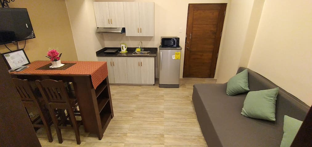 1 Bedroom Condominium, LW-3F-8, Baguio City