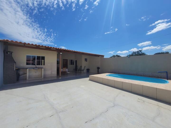 Sejam bem-vindos ao aconchegante Rancho Solar