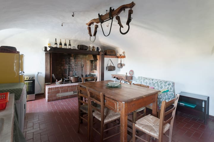 Beautiful apartment near 5 Terre - Santo Stefano di Magra - Apartmen