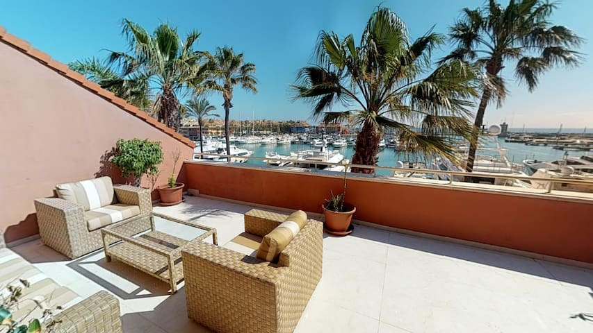 Best Location in Marina de Sotogrande