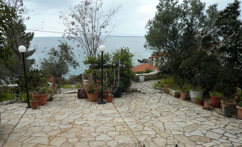 Καρδαμύλη Σπίτι με θέα