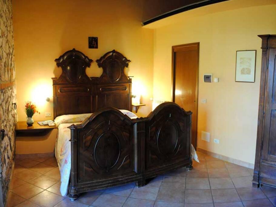 Agriturist Prile - Comfortable bedroom - Details