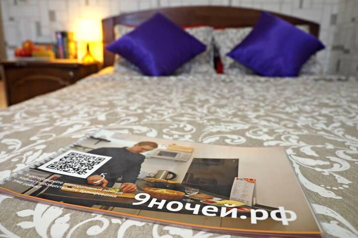 Квартира с видом на Лавру