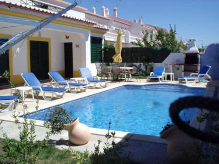Lovely Villa with Pool, Close to Beach & Village