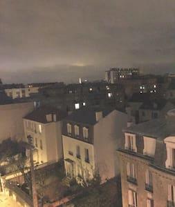 2 P 35 m2 VUE TOUR EFFEIL - GARE - 15 min PARIS - Bois-Colombes