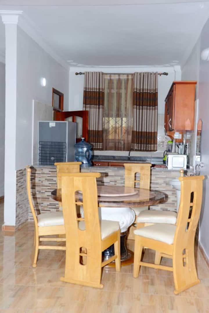 Ntinda Kigoowa Evelyn Apartments