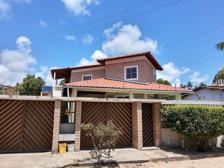 Casa em Praia de São Bento Maragogi com piscina