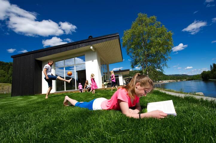 Hallingdal Holidaypark - Ål kommune - Casa de campo