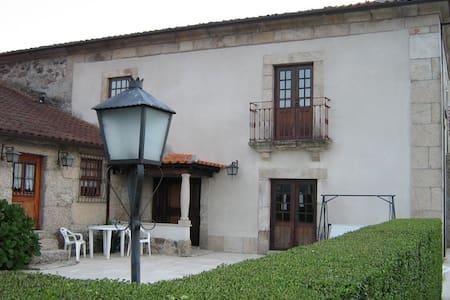 Casa típica no coração do norte de Portugal