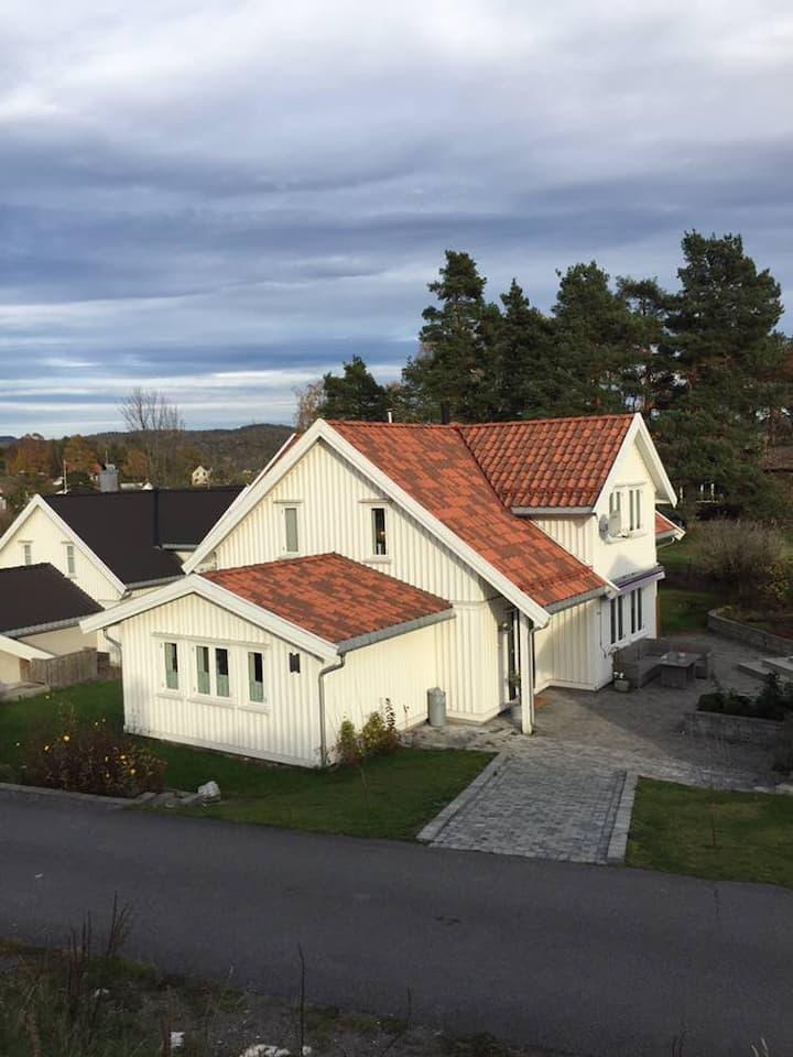 Velkommen til Løkkehaugen
