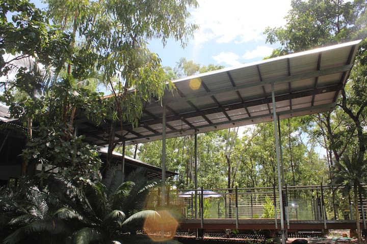 Bush Verandah House - Eco-luxury - Darwin - Huis