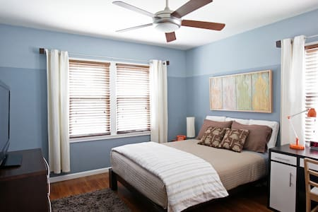 Private bedroom in house - Los Angeles - Casa