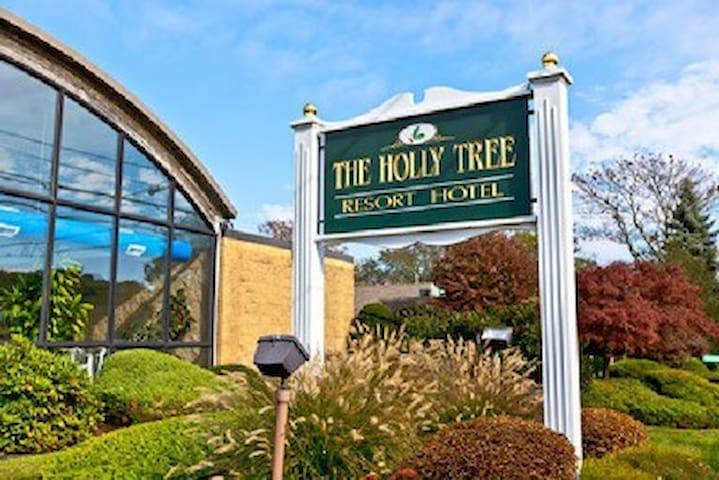 Holly Tree Resort Studio - Cape Cod MA - Yarmouth - Apartamento