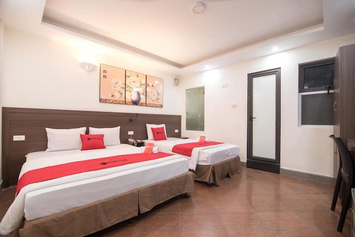 Lovely Room ♥ Suitable for Family ♥ Heart of HaNoi