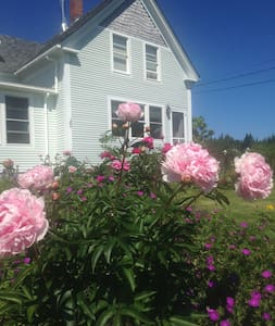 Harmony Cottage Lubec Maine - House