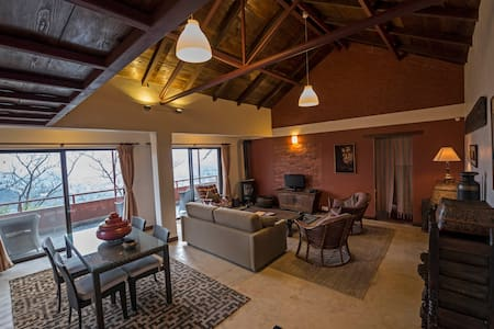 Himalayan Penthouse Apartment