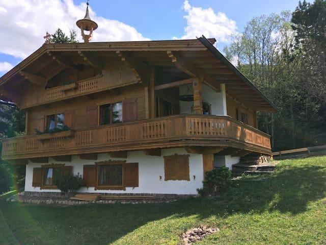 Hütte zum Dillental - Natur pur und mehr ...