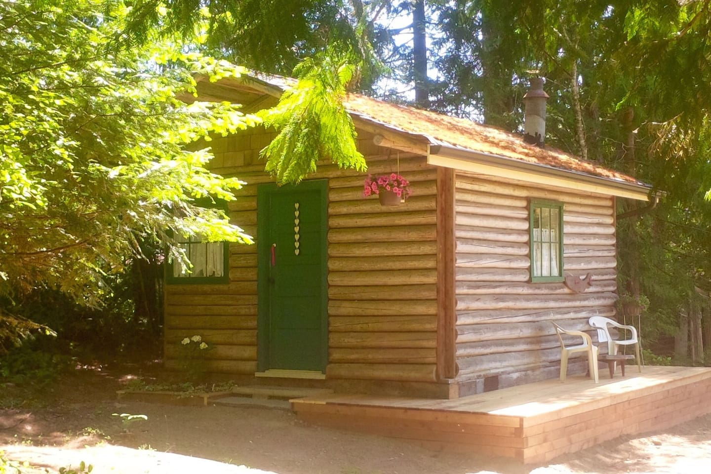 The Lucky Penny Cabin