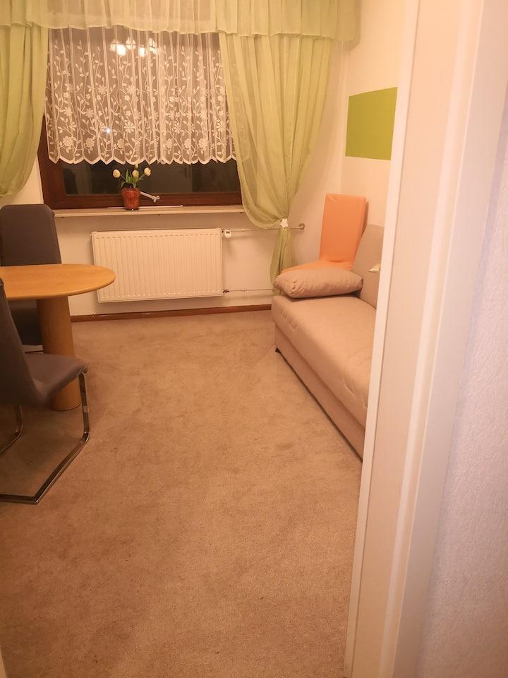 Gästezimmer im Familiären Umfeld
