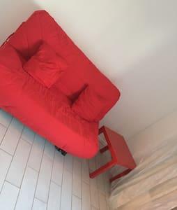 Studio cosy dans résidence calme