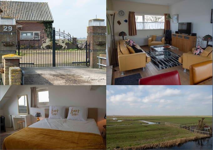 ILPERZIGT weids  aan het Noordhollandschkanaal
