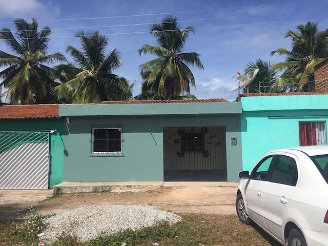 Casa de Praia em Peroba-AL