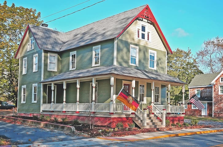 Renovated Historic Home near Dogfish Head Brewery - Milton - Hus